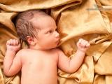 Фотосессия новорожденной на Пхукете