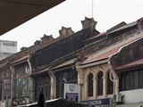 Крыши домов на Пенанге