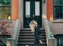 Фотосессия на Перри Стрит Манхэттен, Нью Йорк