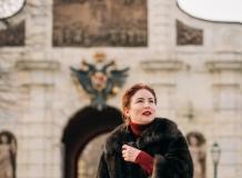 Фотопрогулки по Петропавловской крепости в Санкт-Петербурге