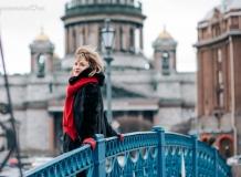 Фотосессия и экскурсия в одном в Санкт-Петербурге