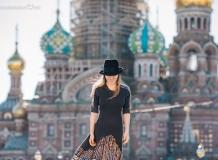 Фотосессия-экскурсия в Санкт-Петербурге