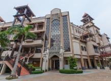 Про отельPullman Putrajaya Lakeside