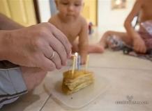 Завтрак в День Рождения