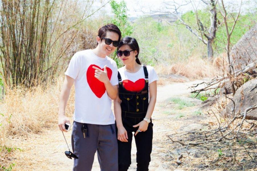 Тайская пара