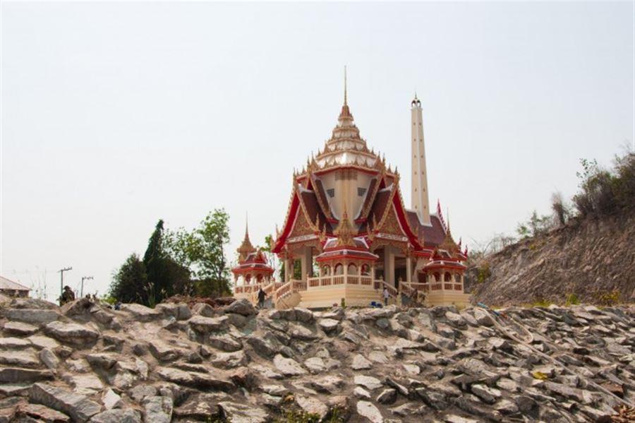 Храмовый комплекс на Печкасеме