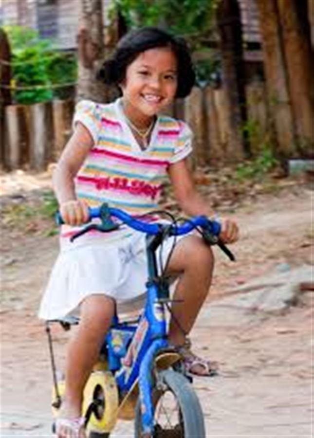 Тайская девочка