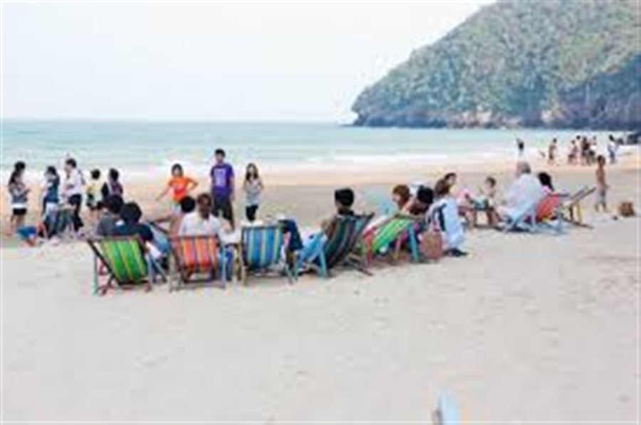 Тайцы отдыхают