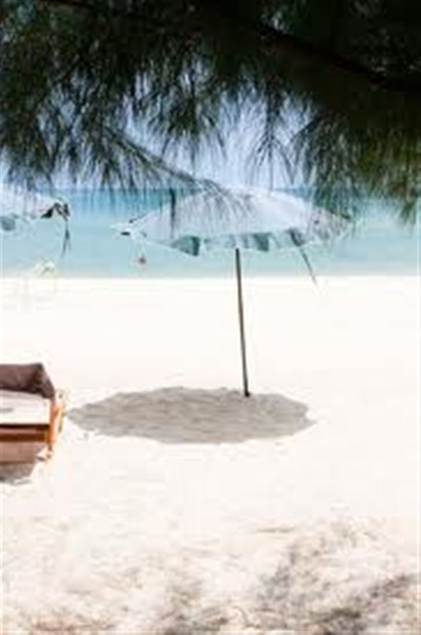 Пляж отеля Baan Good Beach Resort