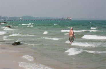Центральный пляж Хуа Хина
