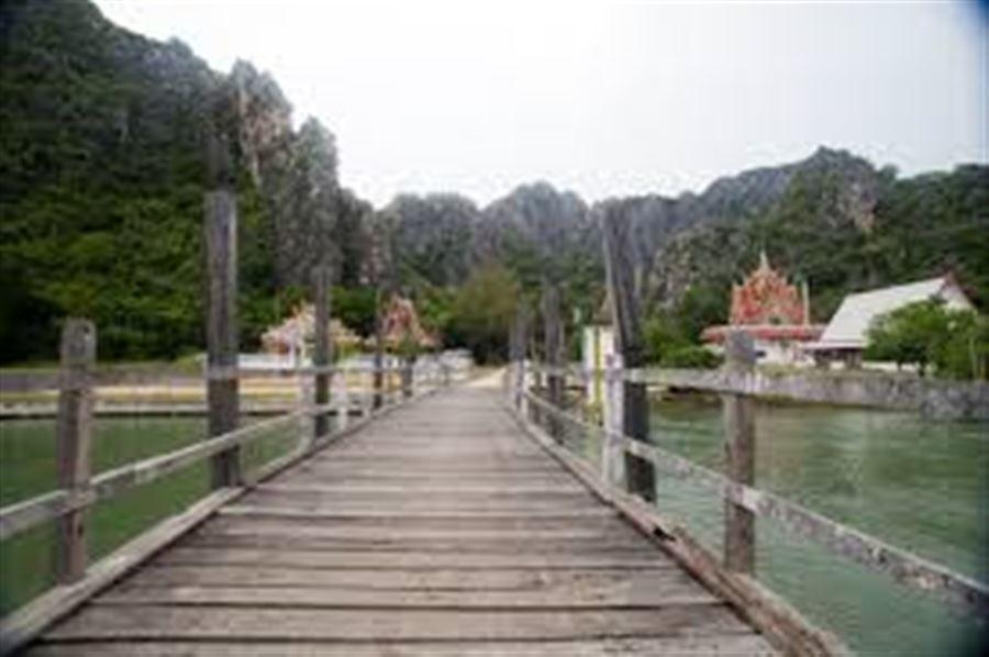 Вид с мостика