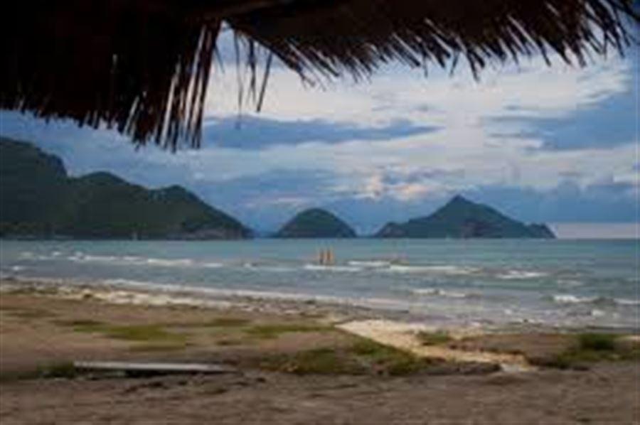 Пляж Ban Bang Pu