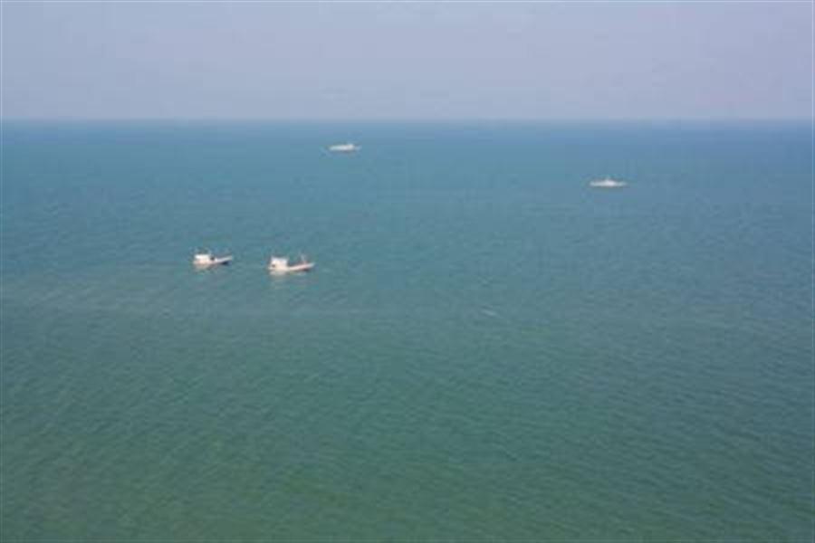 Вид на море в Хуа Хине