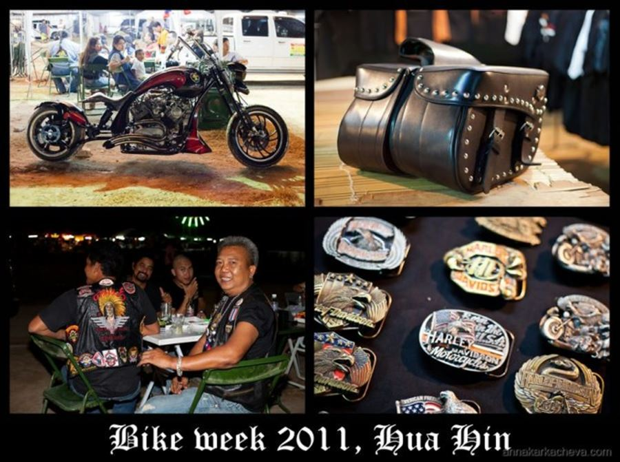 Hua Hin Bike Week 2011