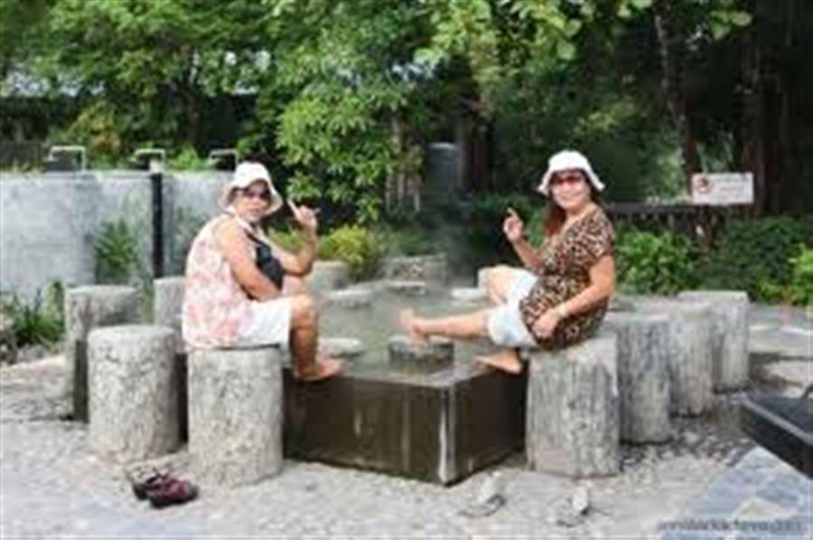 Ranong thermal baths