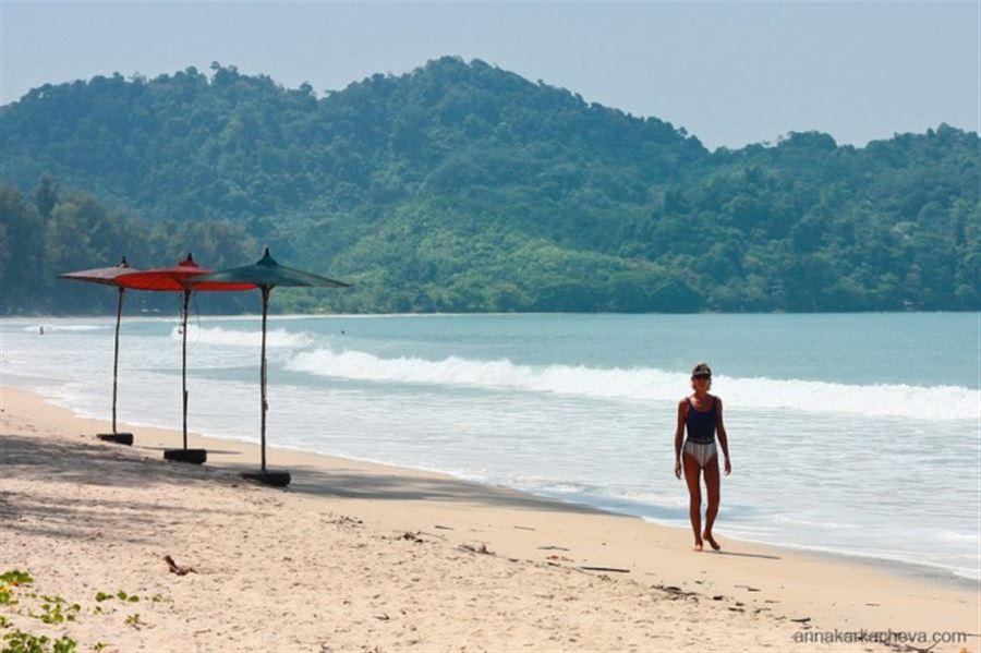 Пляж Aow Yai