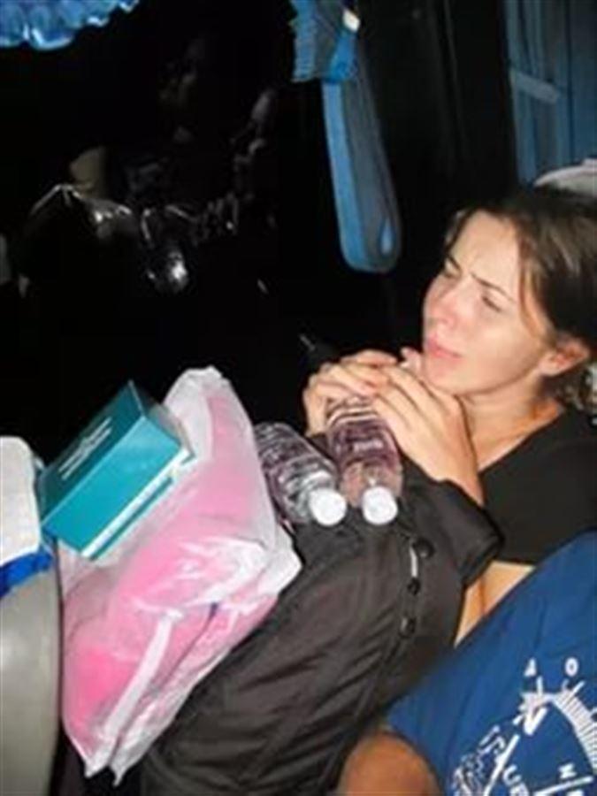 В автобусе Хуа Хин - Ранонг