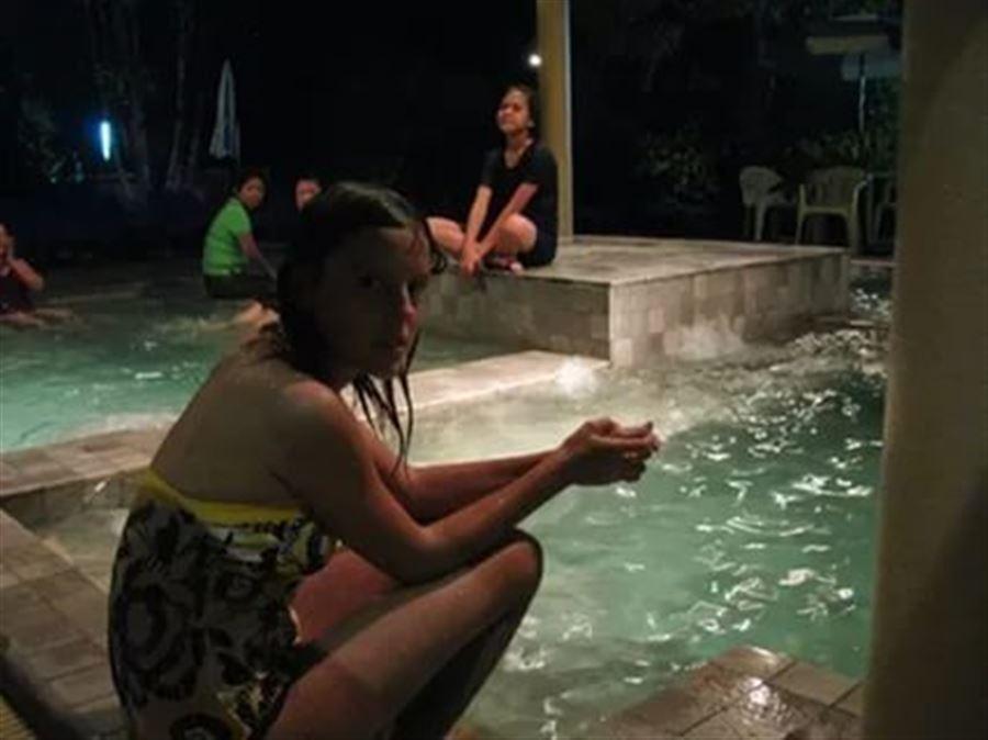 Горячие ванны в Ранонге