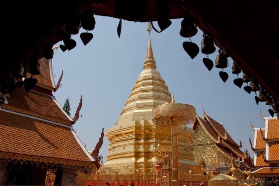 Doi Sutep Temple