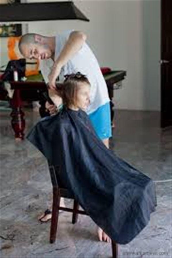 Русский парикмахер в Хуа Хине