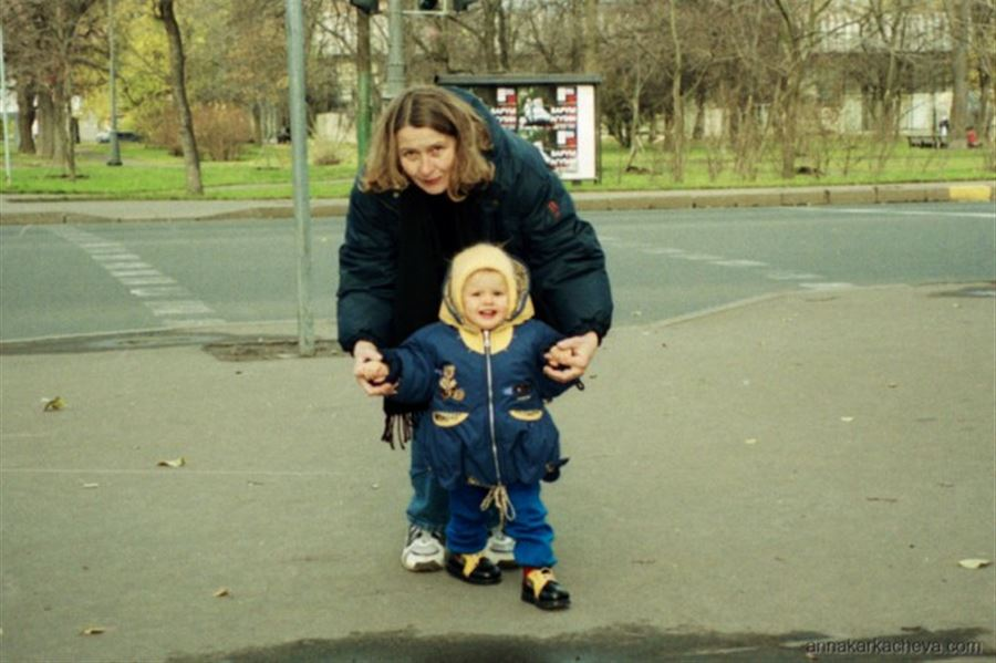 Маша и бабушка Наташа