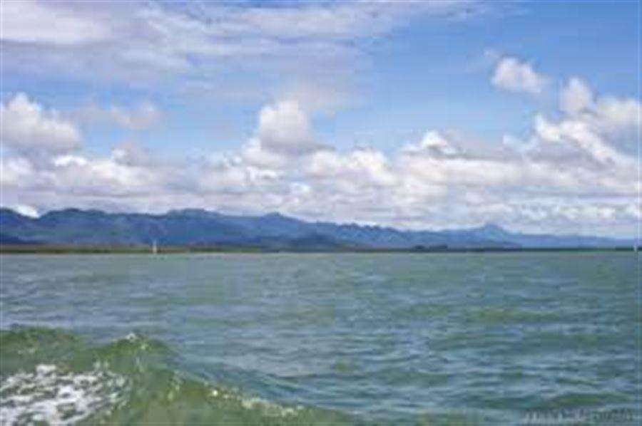 Вид на Ранонг с моря