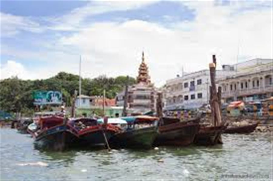 Kaw Tawung or Victoria Point, Myanmar