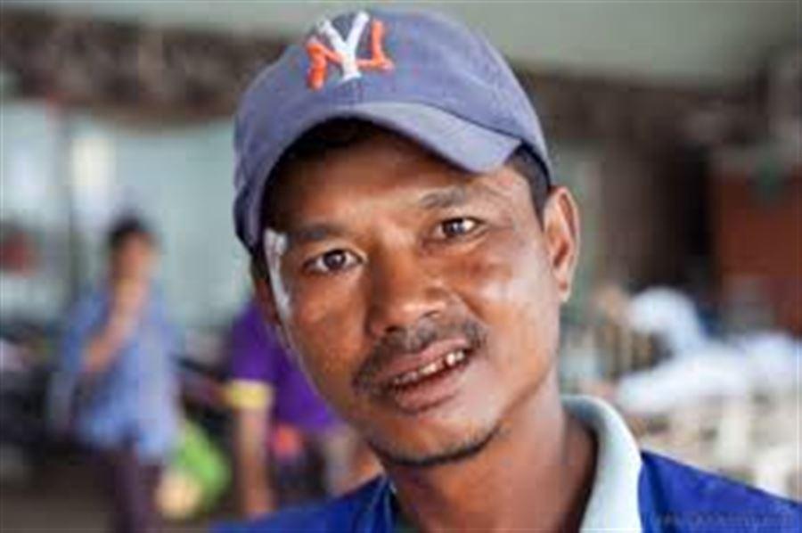 Бирманец и его зубы