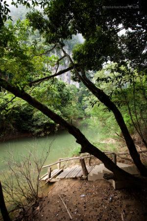 Река, по которой можно сплавляться