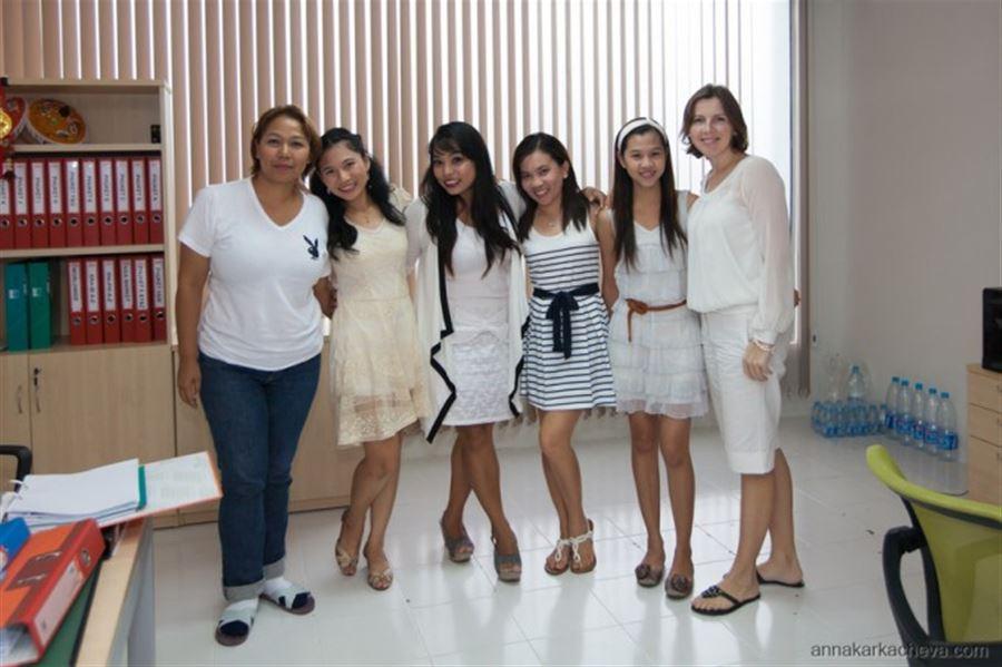 Наш женский коллектив
