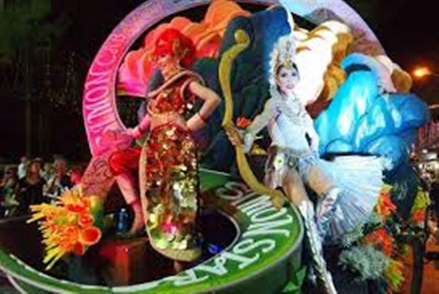 Patong Carnival на Пхукете-2011