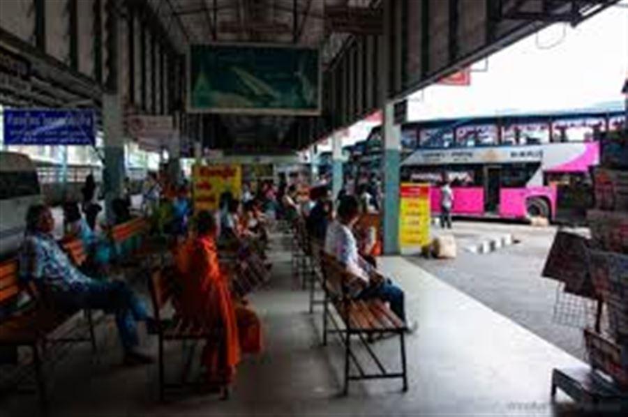 Автовокзал Хат Яй