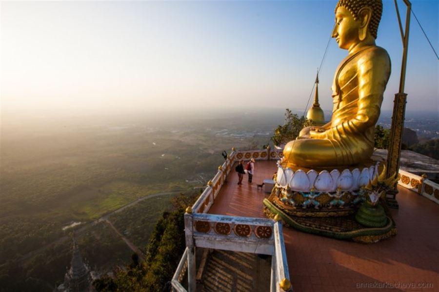 Wat Tham Seua (Tiger Cave Temple)