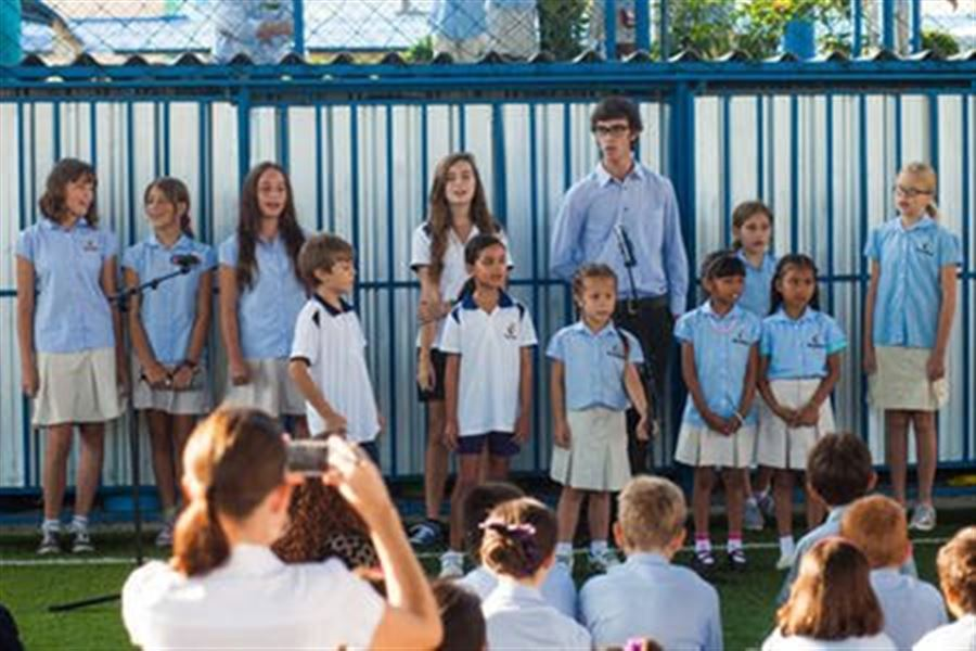 HeadStart Singing Class