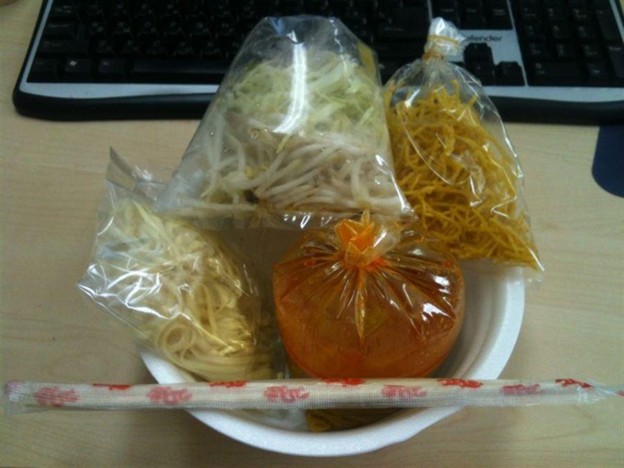 Koaw Soi food