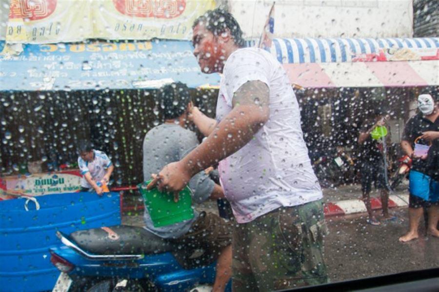 Тайский Новый год 2013