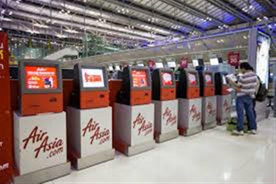 Автоматы для быстрого чек-ина на рейс