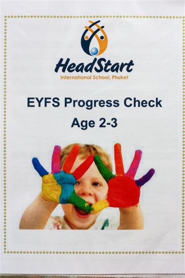 Годовые оценки HeadStart
