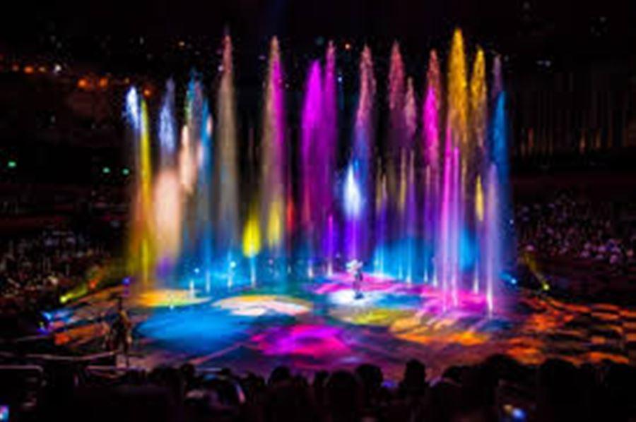 Show of dancing water, Macau