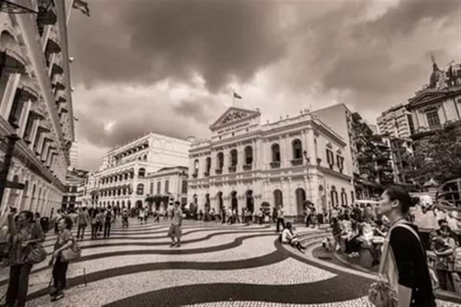Сенатская площадь, Макао