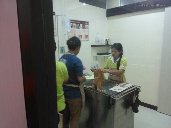 Ветеринарная помощь на Пхукете
