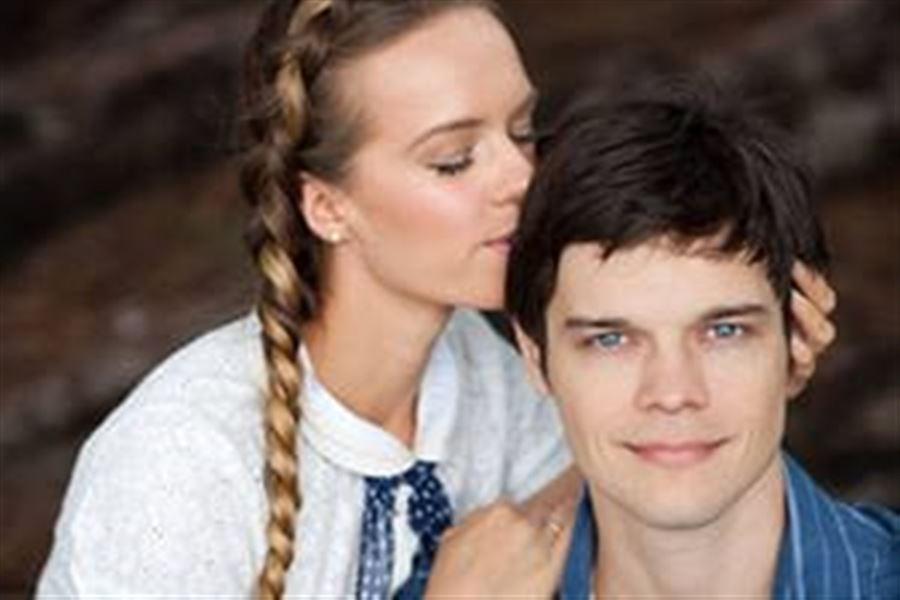 Молодая пара. Фотопроект