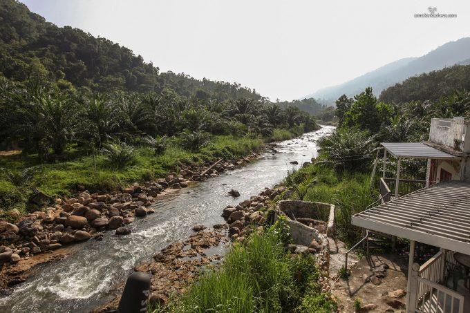 Отель у реки Пханг Нга