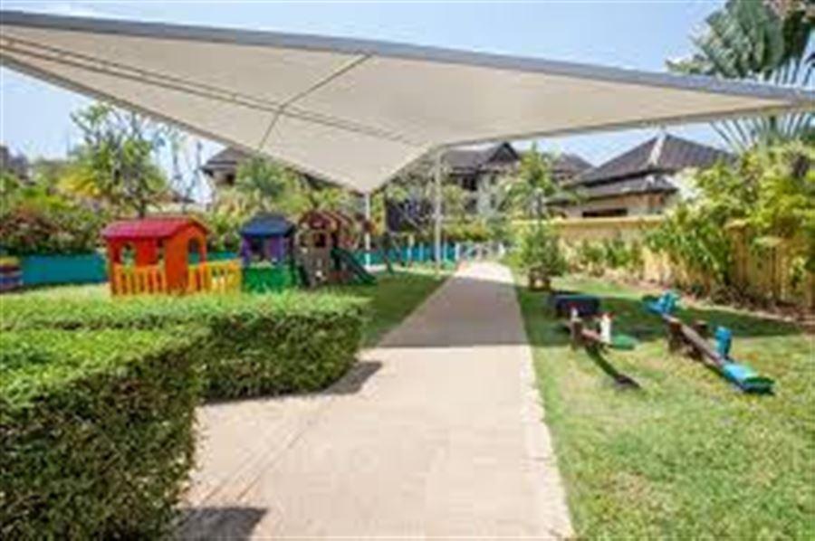 Детская площадка в Centara Seaview Khaolak