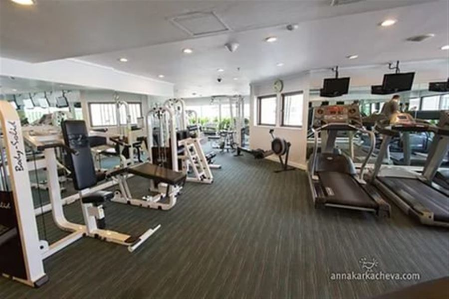 Fitness Center в Centre Point Pratunam