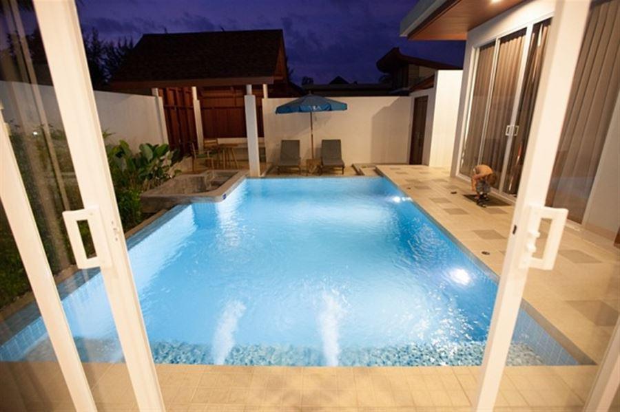 Pool Villa Apsara Beach Khao Lak