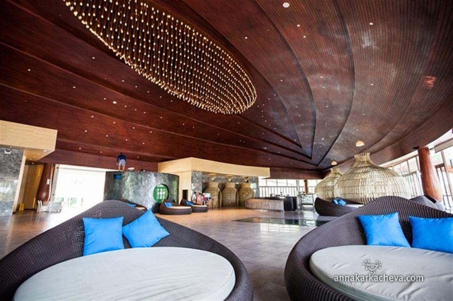 Холл в отеле Сентидо Грэйсленд