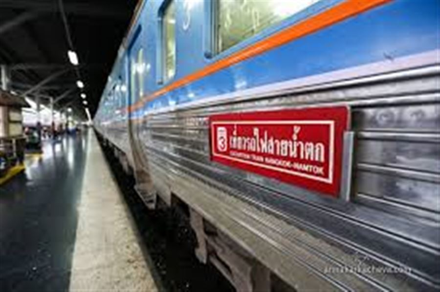 Поезд Bangkok - Namtok