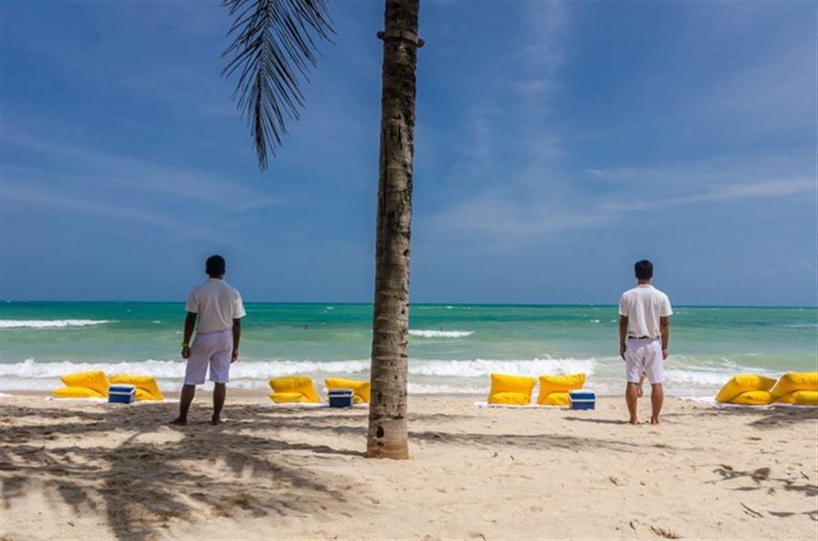 Andara Kamala Beach Set Up