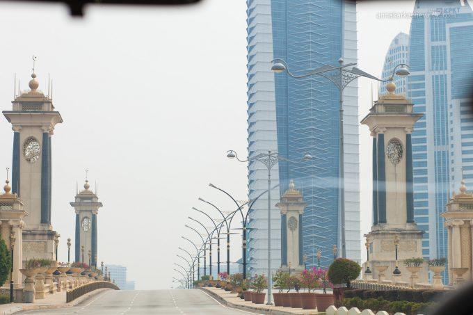 Мосты в Путраджае